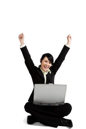 Online Paralegal Exam Prep Student
