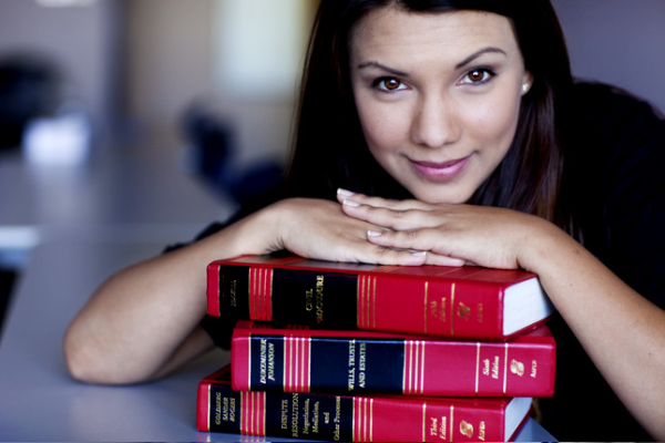 paralegal student