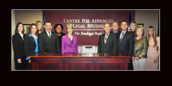 Paralegal staff legal studies