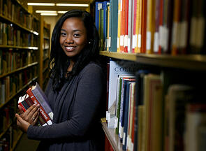 paralegal research in law library