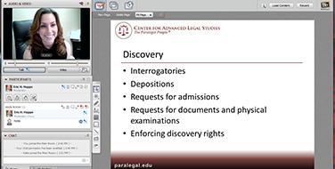online paralegal classes