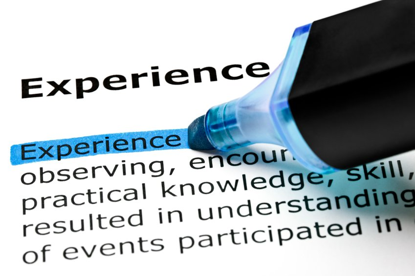 paralegal experience
