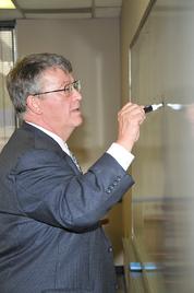 Thomas Swanson, J.D. Academic Dean