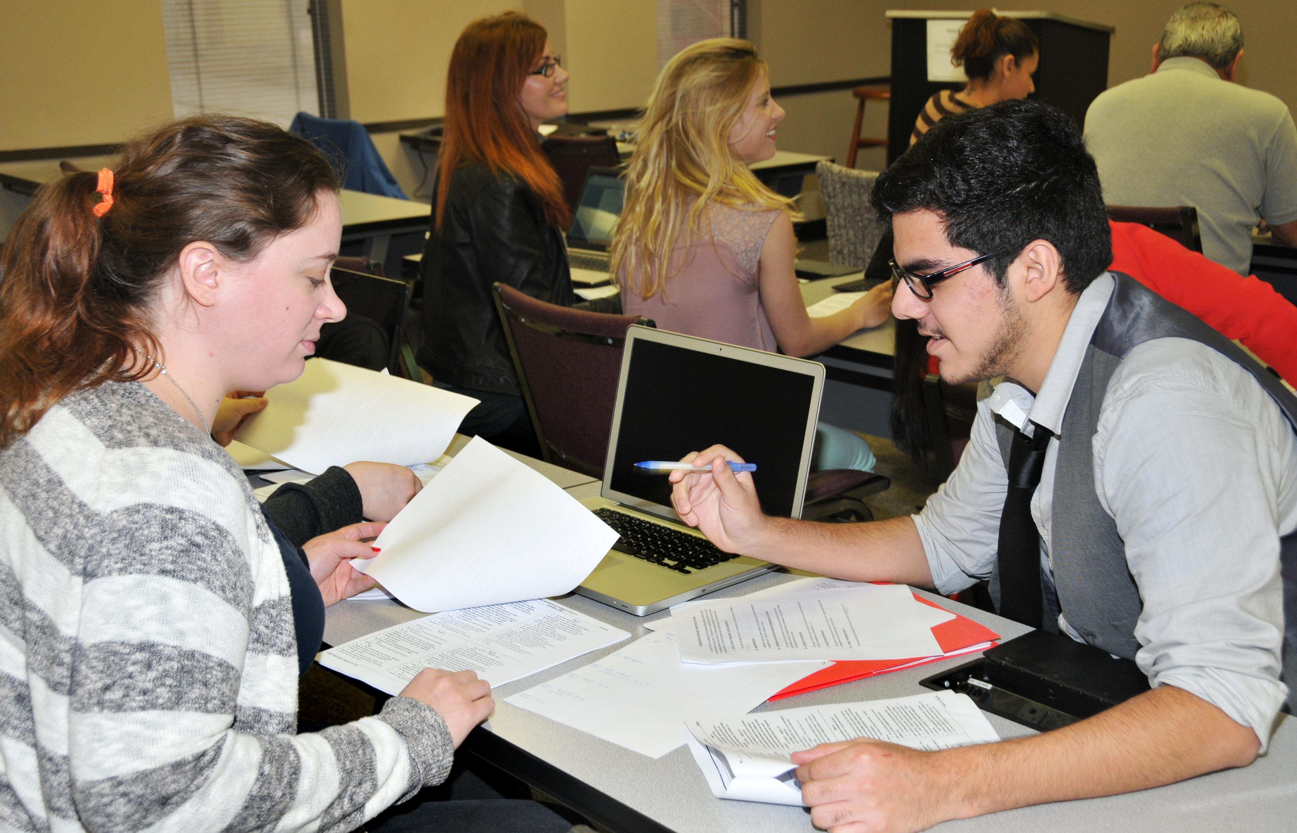 Paralegal Program Students
