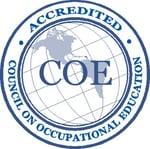 COE Accreditation Seal Color