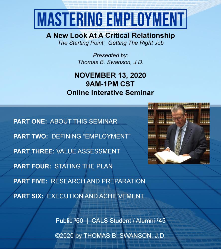 Mastering-employment