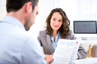 paralegal job interview