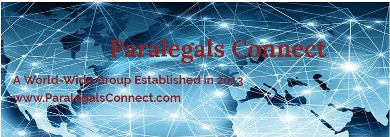 Paralegals Connect Banner sm