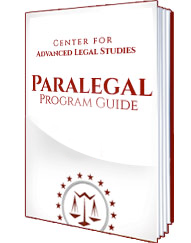 paralegal program guide